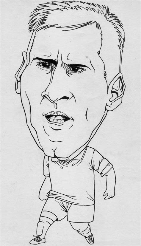 Contoh Gambar Karikatur Yg Mudah Digambar | Ideku Unik
