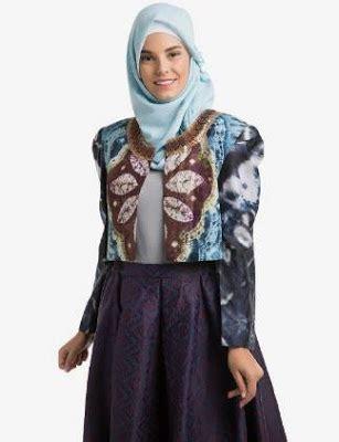 desain baju batik wanita hijab 43 model baju batik atasan wanita pria 2018 model baju