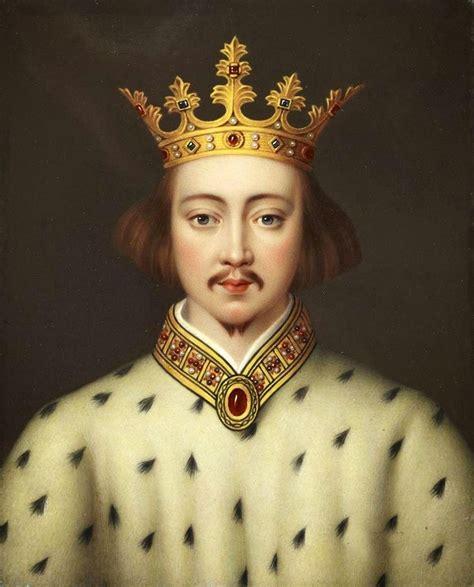 richard ii the mad monarchist monarch profile king richard ii of