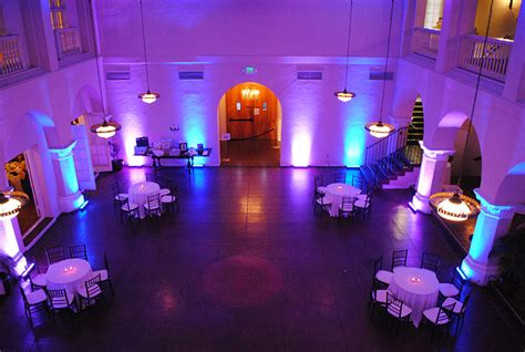 whats the best way tohang lights on a tree vertical or horizonatal what s the best way to light up your venue triad dj events