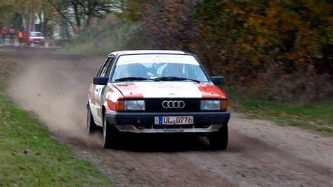 Audi 80 Rally audi 80 gte quattro b2 rally sound