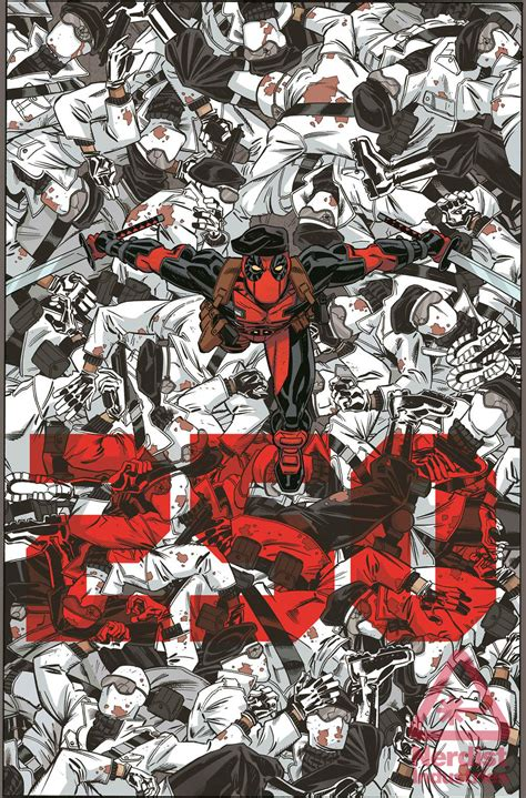 deadpool covers exclusive gerry duggan and d white on the