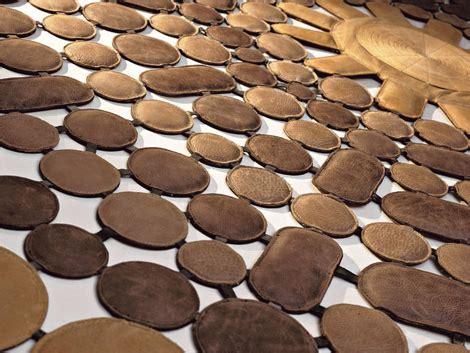 designer teppiche leder moderne teppich designs pachamama leder teppiche