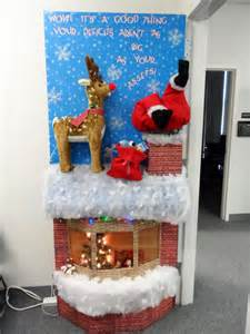 door decorating contest for office door