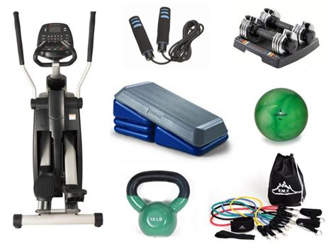 best equipment for home workout workoutr