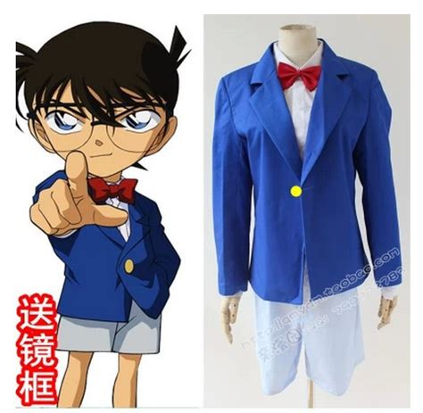 Dompet Fullprint Anime Detective Conan wholesale japanese anime detective conan carnival costume costumes for boy