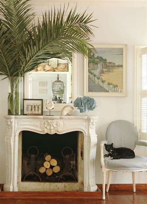 Mantle Decor by 12 Styling Secrets To Rock Your Fireplace Mantel Decor