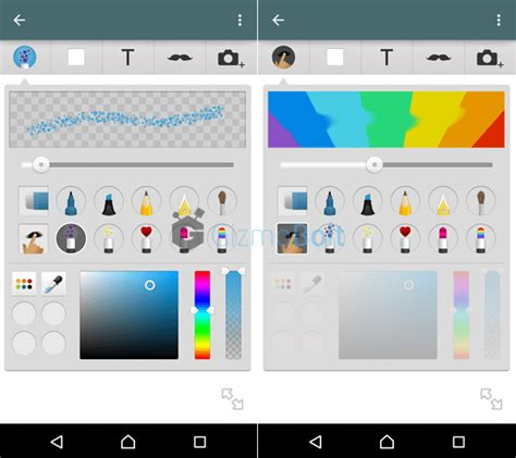 sketch app sony sketch app 6 1 c 6 0 beta version updated brings smudge tool thinner brushes