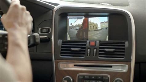 volvo xc front park assist camera youtube