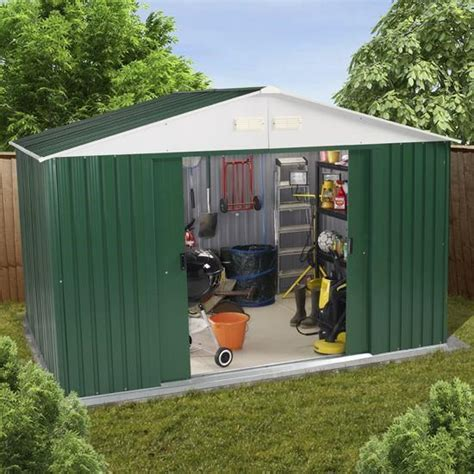 Billyoh Sheds Review by Billyoh 10 X 8 Metal Shed Best Sellers