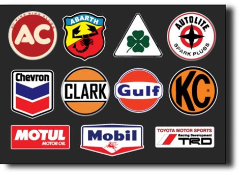 Cars Sticker Online by Automotive Stickers Car Stickers And Vintage Logo