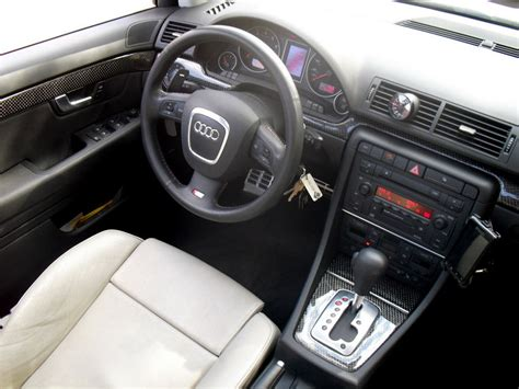 Audi A4 B6 Custom Interior by B6 B7 Trim Removal Finished Product