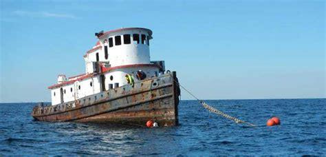 sinking boat florida northwest reefs shipwrecks florida go fishing
