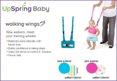 Upspring Baby Walking Wings Pink Rosa walking wings helping baby to walk baby outlet