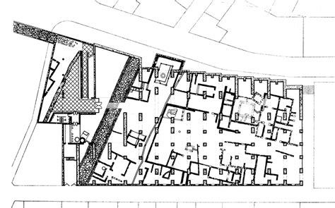 Plan Merida by Merida Classic Anti Classic National Museum Of