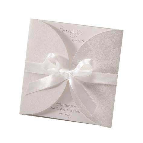 Design Hochzeitseinladung by Hochzeitseinladung Quot Louise Quot Design 2 Romantisches