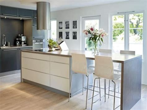 modern kitchen island with seating 30 kitchen islands with seating and dining areas digsdigs