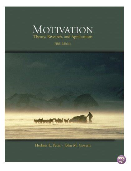 test bank for motivation theory research and application
