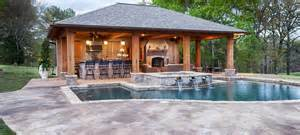 Pool Guest House Plans by Popular Poolside Trends For 2013