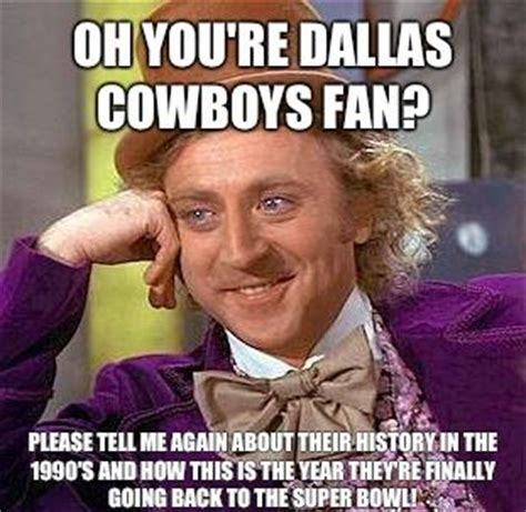 Memes About Dallas Cowboys - funny memes about dallas cowboys romo cowboys fails