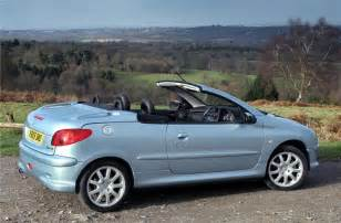 Peugeot 206cc Peugeot 206 Cc 2000 Car Review Honest