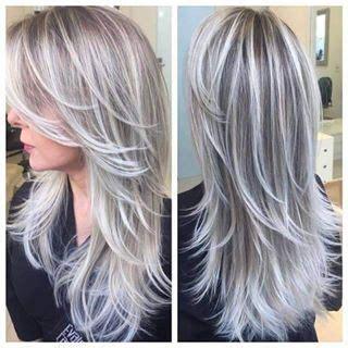 will lightly frosting my hair blend the grey mechas platinadas c 243 mo hacer y matizar paso a paso en casa