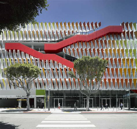 santa architects behnisch architekten office archdaily