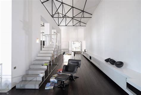 water cleaning station turned into stylish living space