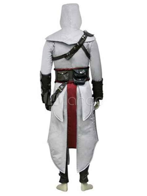Promo Jaket Anime Uchiha Finger Xl costume de de assassin s creed 2 milanoo