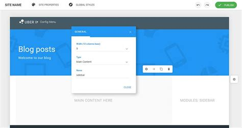 Joomla Layout Editor | introducing ja builder build sites for joomla on the fly