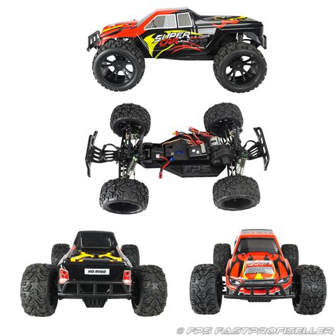 Rc Auto Elektro Empfehlung by Rc Monstertruck Buggy Offroad Elektro Auto L313 2 4