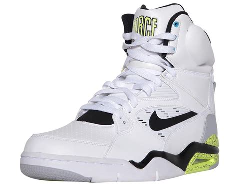 imagenes nike force nike air command force white wolf grey volt black sole
