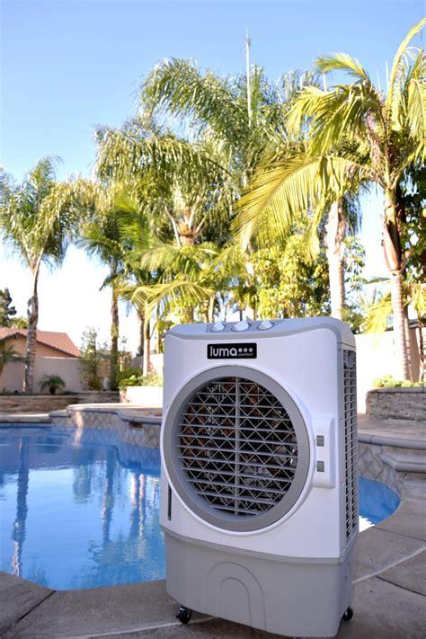 luma comfort ec220w indoor outdoor evaporative cooler - Coole Outdoor Möbel
