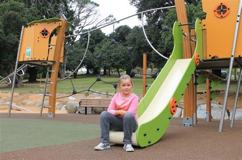 7 Years Background Check Playground At Bega Park Officially Opened Bega District News