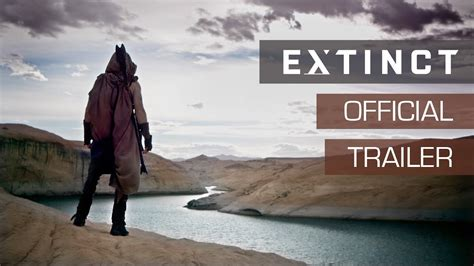 official trailer extinct new sci fi tv series coming