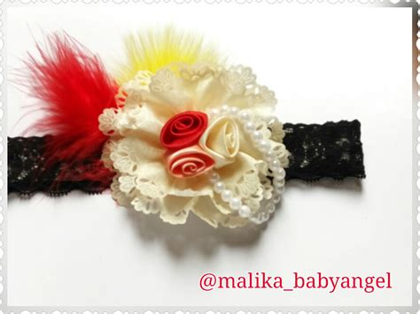 Jual Bandana Bayi Handmade jual headband bandana bando bayi dan balita handmade
