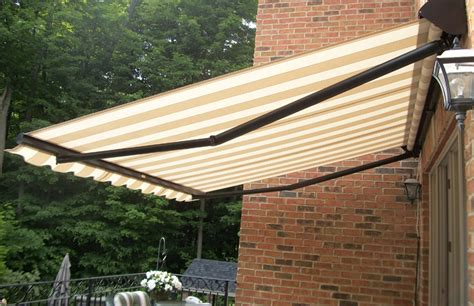 Second Awning by Awning Second Floor Balcony Rolltec 174 Retractable Awnings Toronto Ontario Canada