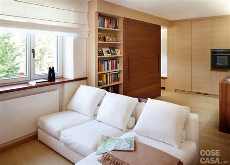 finestra con seduta 57 mq una casa con stanze trasformabili cose di casa