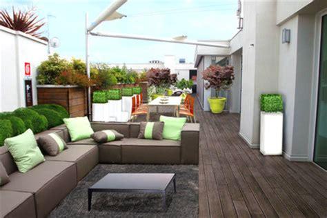 terrazzi attrezzati maestri giardini progettazione giardino