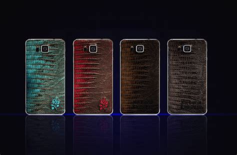 Leather Samsung Galaxy Alpha samsung galaxy alpha gets 4 exclusive leather backs