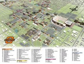 Oklahoma State University Map oklahoma state university maplets