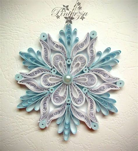 snowflake patterns quilling 178 best quilled snowflakes and christmas patterns images