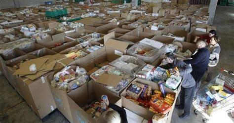 el banco de alimentos de zaragoza ya ha repartido m 225 s de 3
