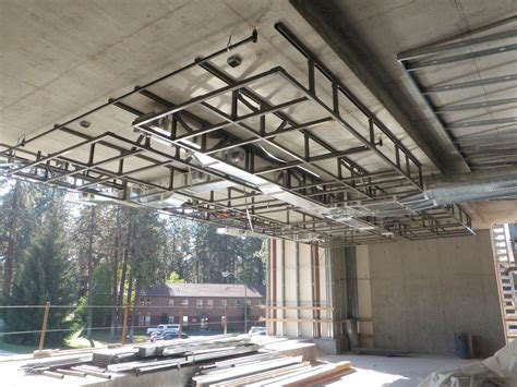 Acoustic Ceiling Tile Frame Acoustic Ceiling Framing Pictures To Pin On