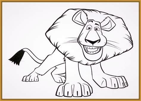 dibujos infantiles leones imagenes de leones para colorear e imprimir archivos