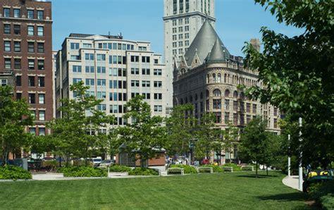Landscape Architect Boston Wharf District Parks The Landscape Architect S Guide To