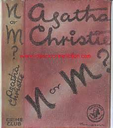 Novel N Or M N Atau M Agatha Christie agatha christie n or m thompson