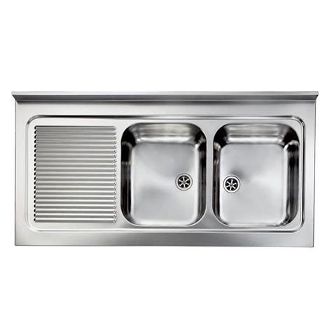 Bac Evier Inox Encastrable 4059 by Evier Professionnel 224 Poser Rossa Inox De Qualit 233 2