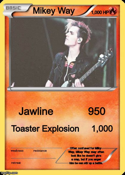 Meme Card Generator - blank pokemon card imgflip