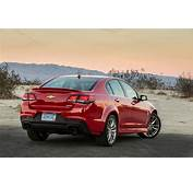 2015 Chevrolet SS Reviews And Rating  Motor Trend